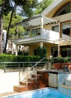 Luxury Maisonettes in Ekali (northern Athens)