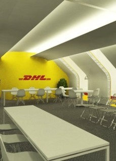 DHL Gateway Office