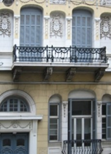 Restoration of a Listed Building in Athens (former residence of Alexander Prince of Greece)