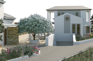 Two-Storey Houses in Kefalonia