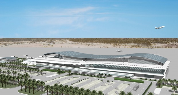 Ras Al Khaimah International Airport, United Arab Emirates (UAE)
