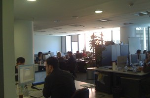 Siemens Enterprise New Head Offices in Kifisia, Athens