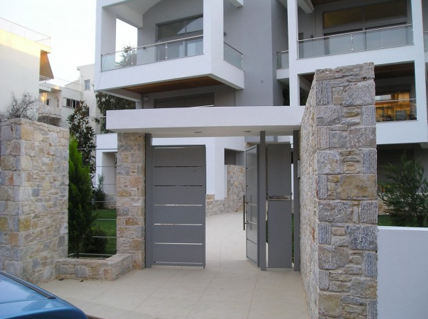 Luxury Residential Complex & Maisonettes in Kifisia (northern Athens)