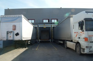 Warehouse and Distribution Center in Agios Stefanos (northern Athens)