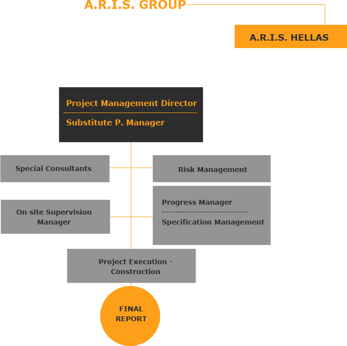 Aris hellas project management team